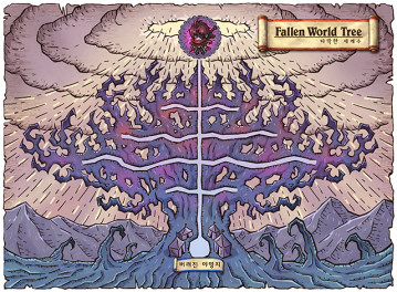 Fallen World Tree
