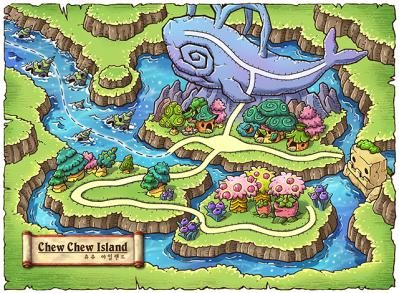Chew Chew Island