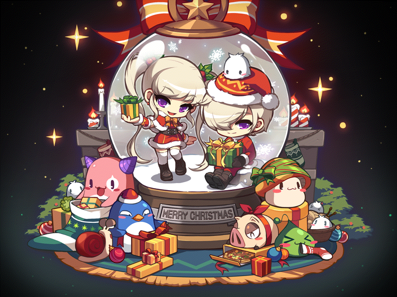 KMS ver. 1.2.269 – MapleStory BEYOND: Wonder Winter!
