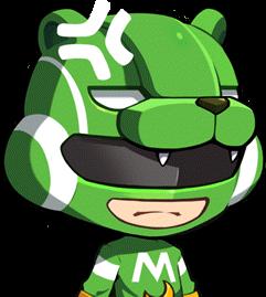 mesoranger-green-2