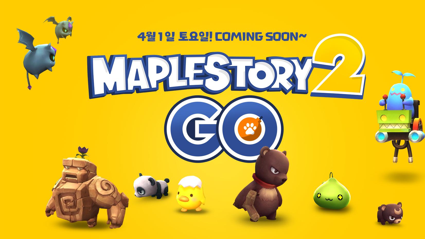MapleStory 2 Go!