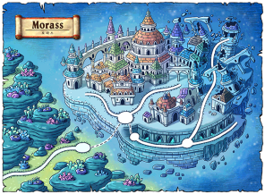 Morass World Map
