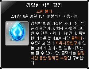 Powerful Strength Crystal