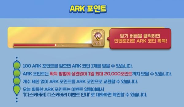 Ark Points