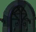 Firmly Closed Door