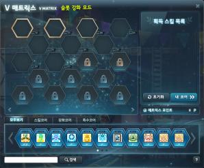 V Matrix Enhanced Slots
