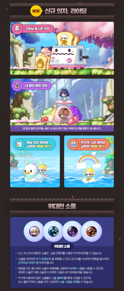 Gold Apple New Items