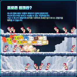 Frozen Link Map