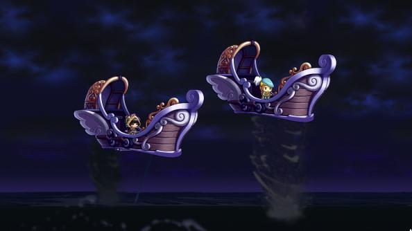 Flying Through Esfera