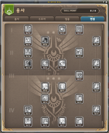 Alliance Skills (Legend)