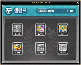 Challenge Skills