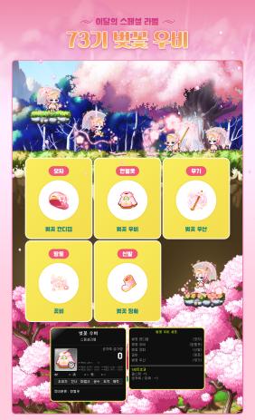 Cherry Blossom Raincoat