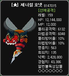 General Hornet