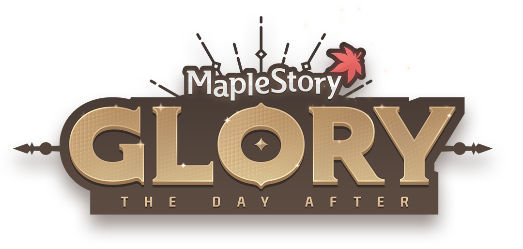 KMS ver  1 2 317 + 1 2 318 – MapleStory Glory: The Day After