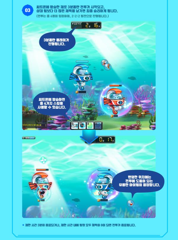Playing Battle Ocean
