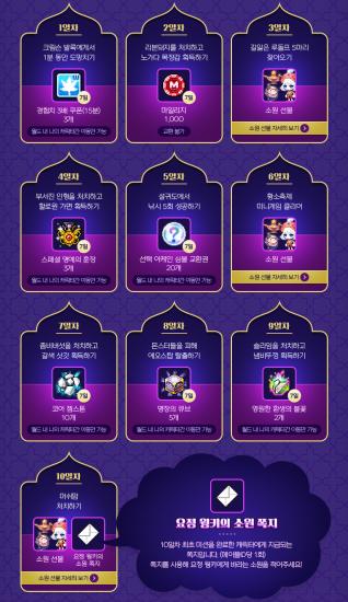 Magic Lamp Rewards