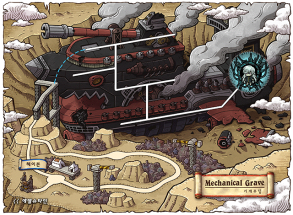 Mechanical Grave