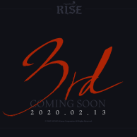 Rise 3rd Update