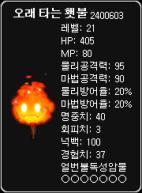 Long Burning Torch