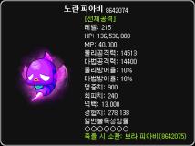 Purple Piabee