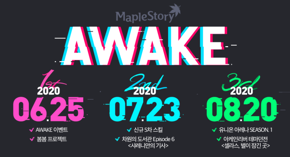 MapleStory Awake