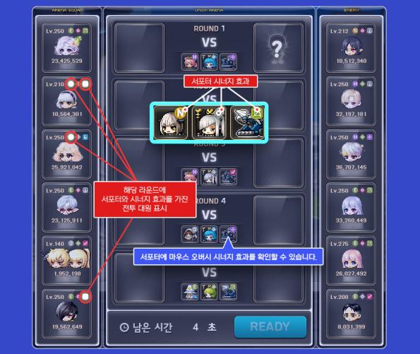 Choosing Fighters