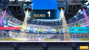 Union Arena Round 1