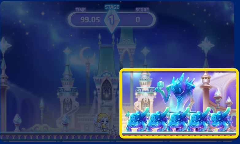 Crystal Challenge