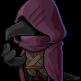 Suspicious Crow