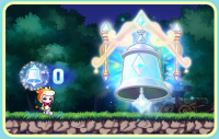 Giant Magic Bell
