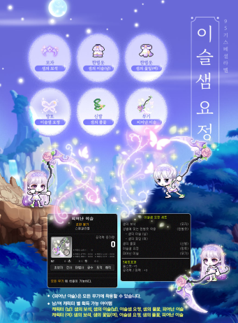 Dew Spring Fairy Set
