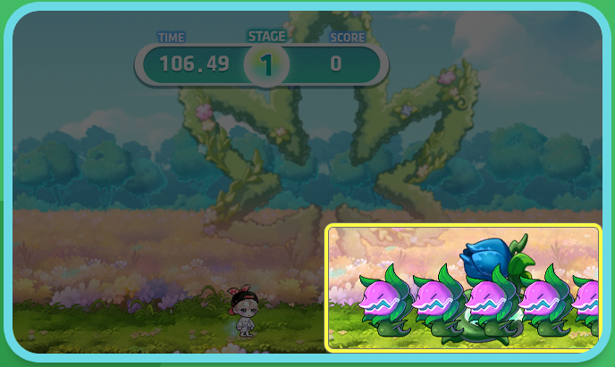 Flower Bush Monsters