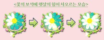 Flower Jewel Progress