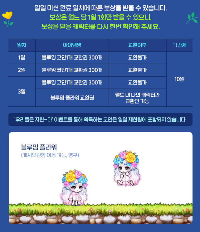 We Are Grown Event Rewards
