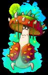 Nightmare Poison Mushroom