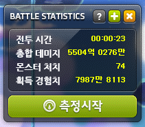 Battle Statistics